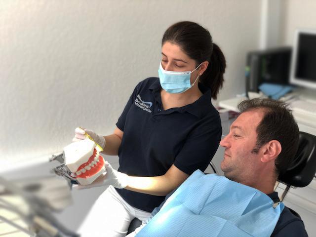 Tandklinik Vestergade patient